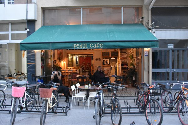 Pedal Cafe